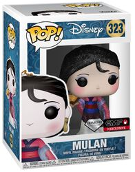 Mulan (Diamond Collection- Glitter) - Vinylfigur 323
