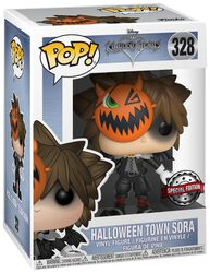 Halloween Town Sora vinylfigur 328