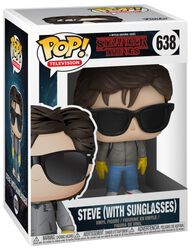 Steve (With Sunglasses) Vinylfigur 638