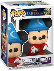 Fantasia - Sorcerer Mickey Vinyl Figure 990