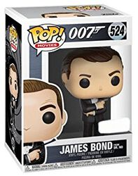 James Bond (Sean Connery) In Dr.No vinylfigur 524