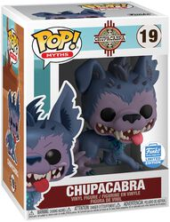 Chupacabra (Funko Shop Europe) vinylfigur 19