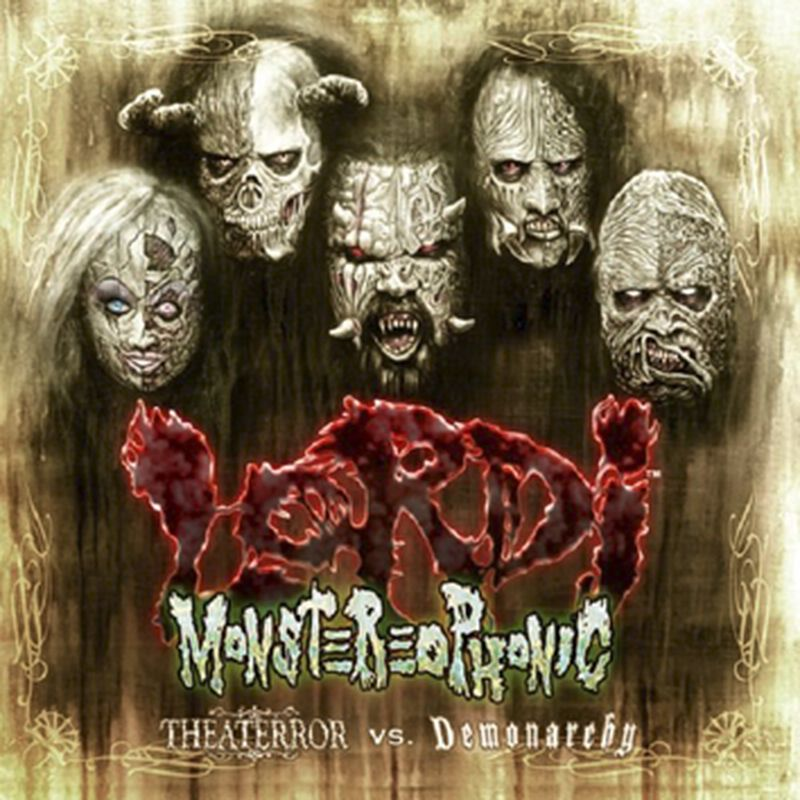 Monstereophonic - Theaterror vs. Demonarchy