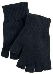 Svarte hansker