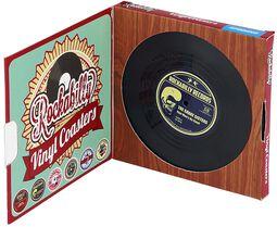 Bordbrikker vinyl Rockabilly