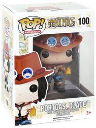 Portgas D. Ace Vinylfigur 100