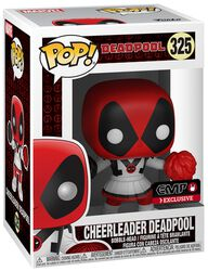 Cheerleader Deadpool Vinylfigur 325