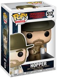 Hopper with Donut (Chase Edition mulig) Vinylfigur 512