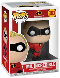 2 - Mr. Incredible Vinyl Figure 363