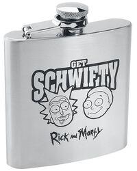 Get Schwifty - Lommelerke