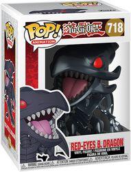 Red-Eyes Black Dragon Vinyl Figure 718