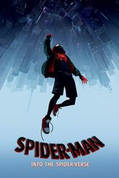 Into The Spider-Verse plakat