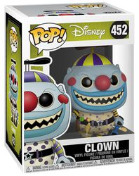 Clown Vinylfigur 452