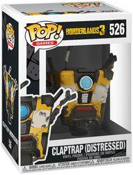 Claptrap (Distressed) vinylfigure 526