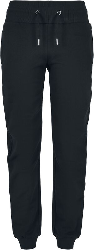 Ladies Organic High Waist Sweat Pants
