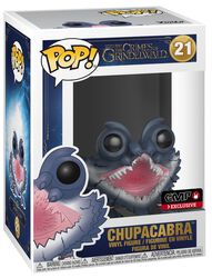 The Crimes of Grindelwald - Chupacabra Vinylfigur 21