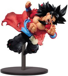 Super Dragon Ball Heroes Super Saiyan 4 Son Goku Xeno 9th Anniversary
