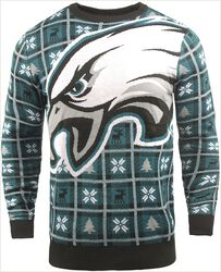 Philadelphia Eagles Crew Neck Sweater