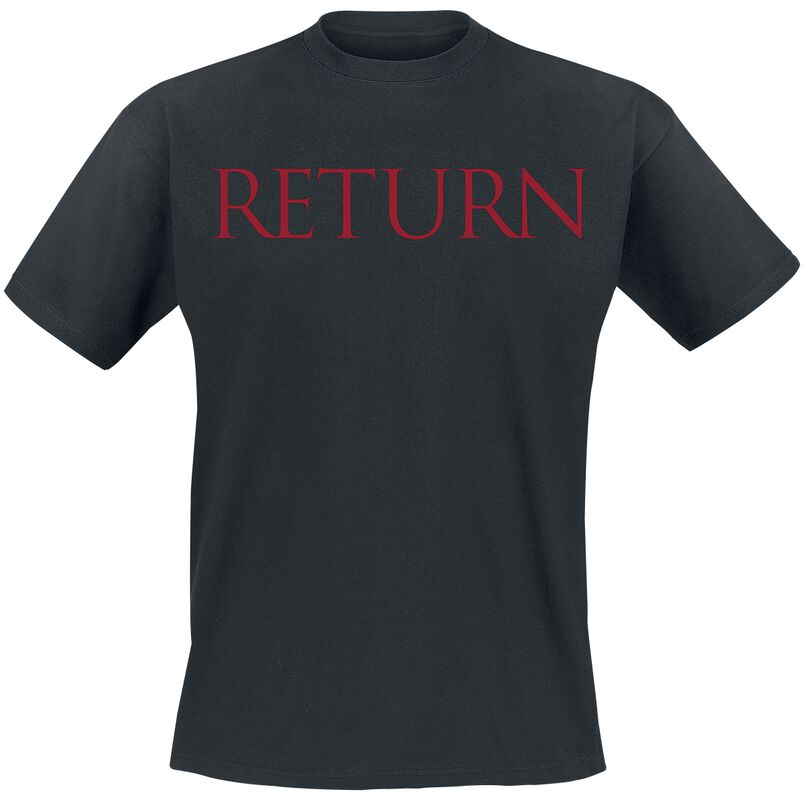 Return T-skjorte