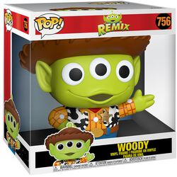 Alien As Woody - (Life Size) Vinyl Figur 756