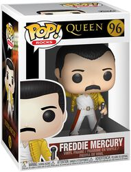 Freddie Mercury (Wembley 1986) Rocks Vinyl Figure 96