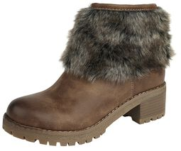 faux-pels boot