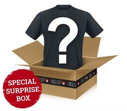 Overraskelse band-skjorte!  A Metal/Rock T-shirts Chosen By Us