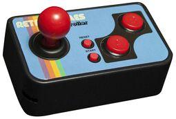 Retro kontroller - Inkl. 200 retrospill
