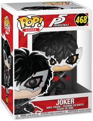 5 - The Joker (Chase Edition Possible) Vinyl Figure 468