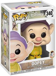 Dopey (Chase Edition mulig) Vinylfigur 340