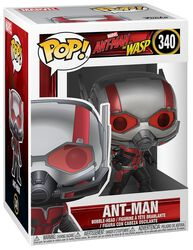 Ant-Man and The Wasp - Ant-Man Vinylfigur 340 (Chase Edition mulig)