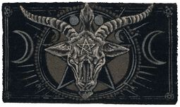 Baphomet Doormat
