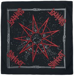 Nine Pointed Star - Bandana