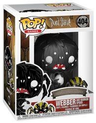 Webber and Warrior Spider Vinylfigur 404