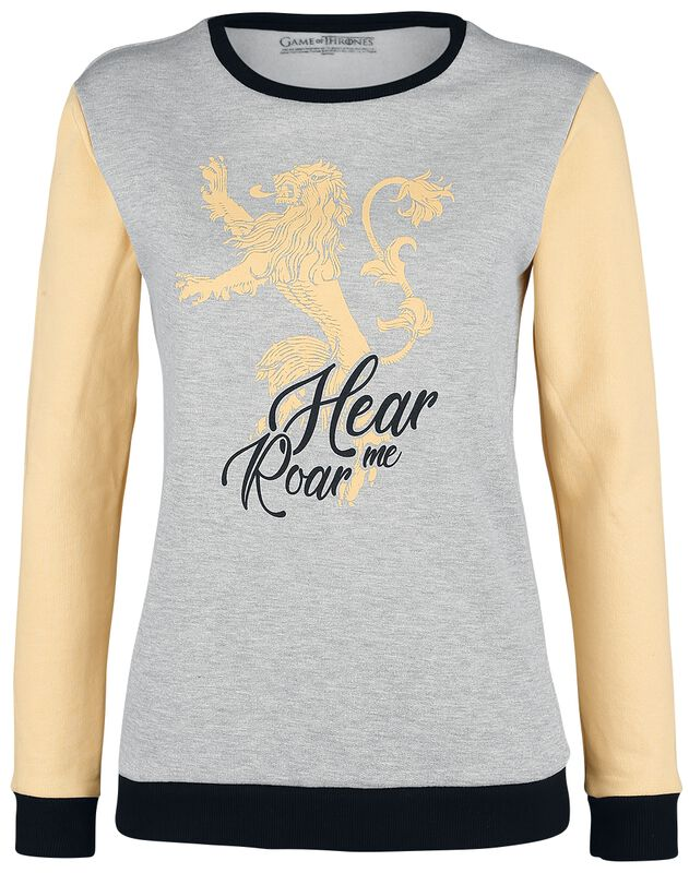 House Lannister - Hear Me Roar