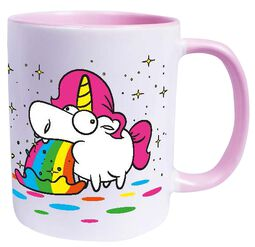 Puking Unicorn - Rainbow