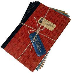 Fantastic Beasts 2 Hogwarts Notebook
