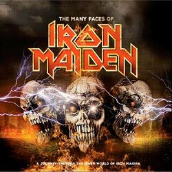 Many faces of Iron Maiden