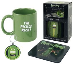 Pickle Rick - Gift Set