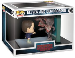 Eleven & Demogorgon (Movie Moments) Vinylfigur 727