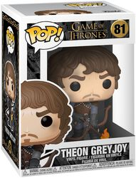 Theon Grey Joy Vinyl Figure 81