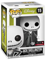 Jack Skellington (Diamond Collection) Vinylfigur 15