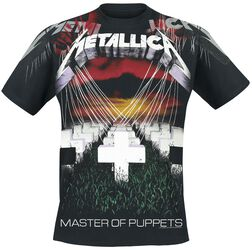 Master Of Puppets - Faded Allover