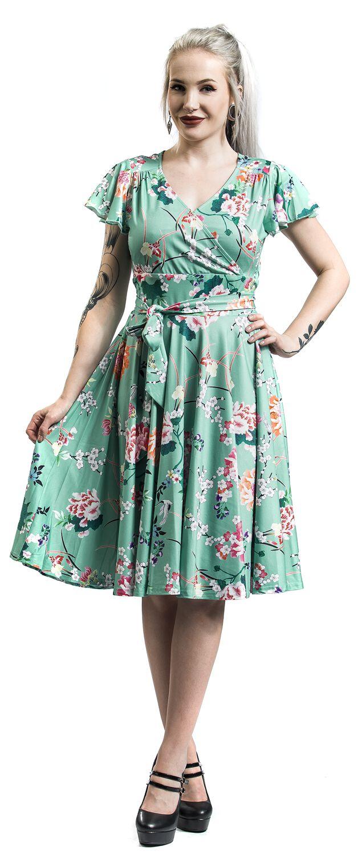 9ee18a49 Midori Dress   Hell Bunny Kort kjole   EMP