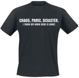 Chaos, Panic, Disaster