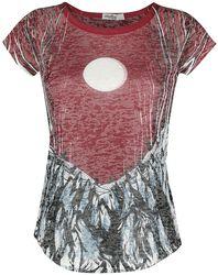 Red Moon T-skjorte