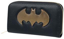 Gotham lommebok med gullogo
