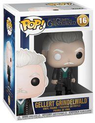 The Crimes of Grindelwald - Gellert Grindelwald Vinylfigur 16