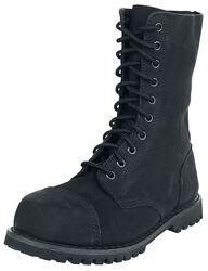 Nubuk Leather Boot