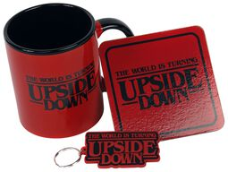 The World Is Turning Upside Down - Gift Set
